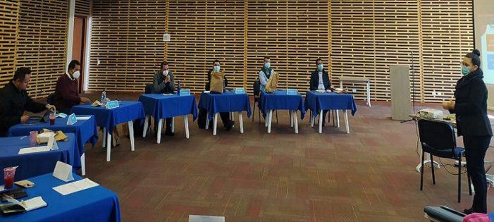 Explican a Alcaldes de Sabana Centro los beneficios de la Región Metropolitana