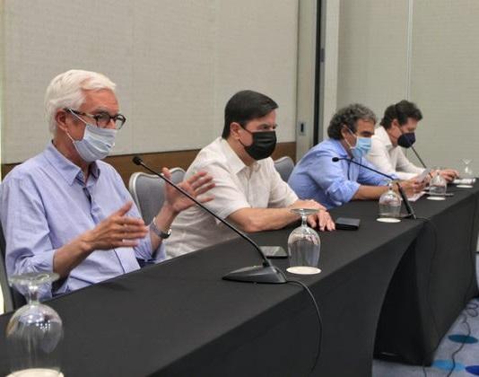 Precandidatos de la Coalición de la Esperanza anuncian que no aspirarán al Congreso