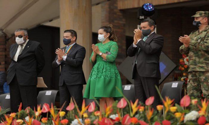 Gobernación conmemora los 208 años de historia del departamento de Cundinamarca