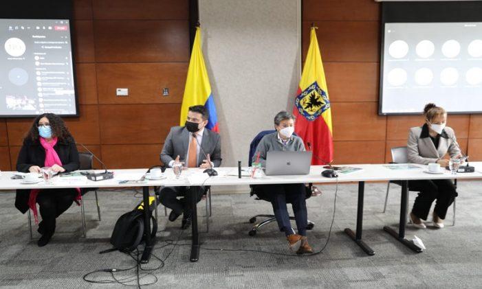Presentan el documento final de la Ley Orgánica Región Metropolitana