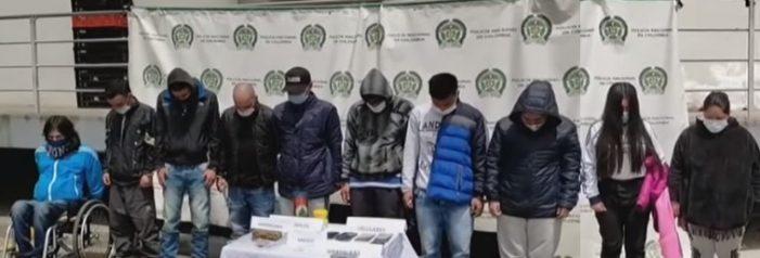 Desarticulada organización criminal que dominaba la venta de droga en el barrio San Mateo