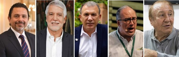 Van inscritos 11 candidatos presidenciales por firmas para el 2022