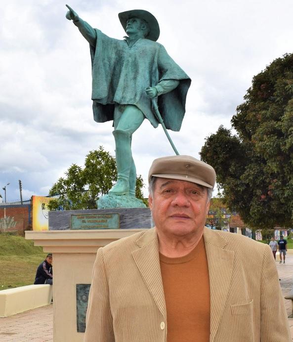 Tristeza en Zipaquirá por la muerte del maestro Antonio Frio