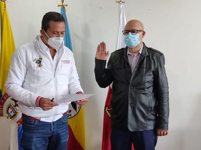 Se posesionó nuevo Curador Urbano del municipio de Soacha