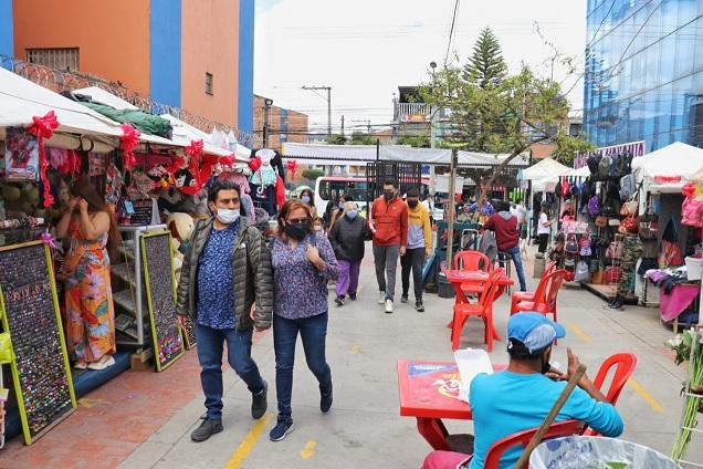 Buen balance de la Gran Feria de Emprendimiento que se realizó en Soacha