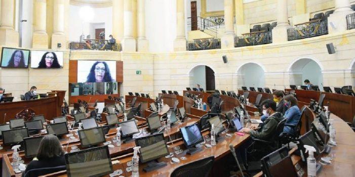 Congreso recibió opiniones de la ciudadanía sobre la Región Metropolitana