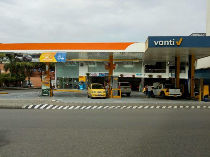 Suspenden el servicio de gas vehicular e industrial en Bogotá, Cundinamarca y Boyacá