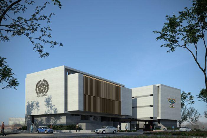 Presentan diseños de la nueva Estación de Policía de la comuna dos de Soacha