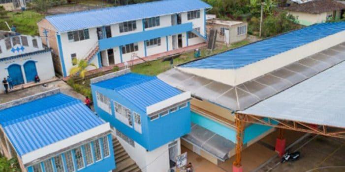 Durante Gobierno Duque solamente se han renovado 400 colegios rurales en todo el país