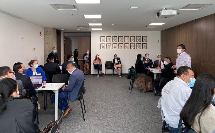 Hospitales de Cundinamarca y EPS se reúnen con Supersalud para concretar acuerdos de pago