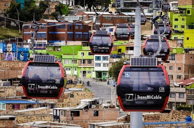 Alcaldesa Claudia López promete construcción de Cable aéreo entre Soacha – Bogotá